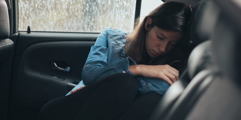 carcolepsy  the science behind why people instantly pass