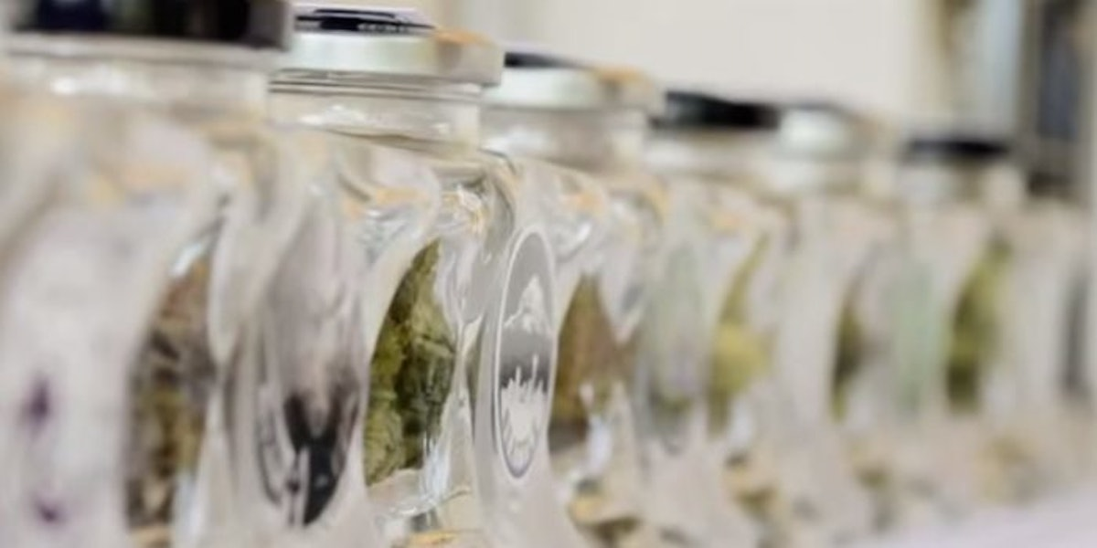 Coolest Wedding Reception Ever Has A Weed Bar And Even A Budtender