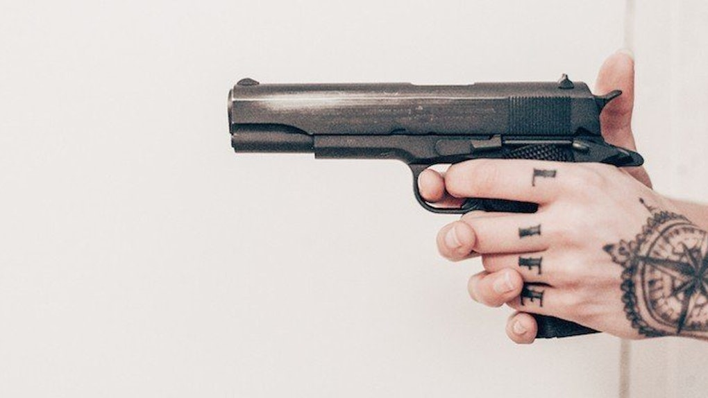 Woman Arrested For Drugs Actually Had A Loaded Gun Up Her Vagina