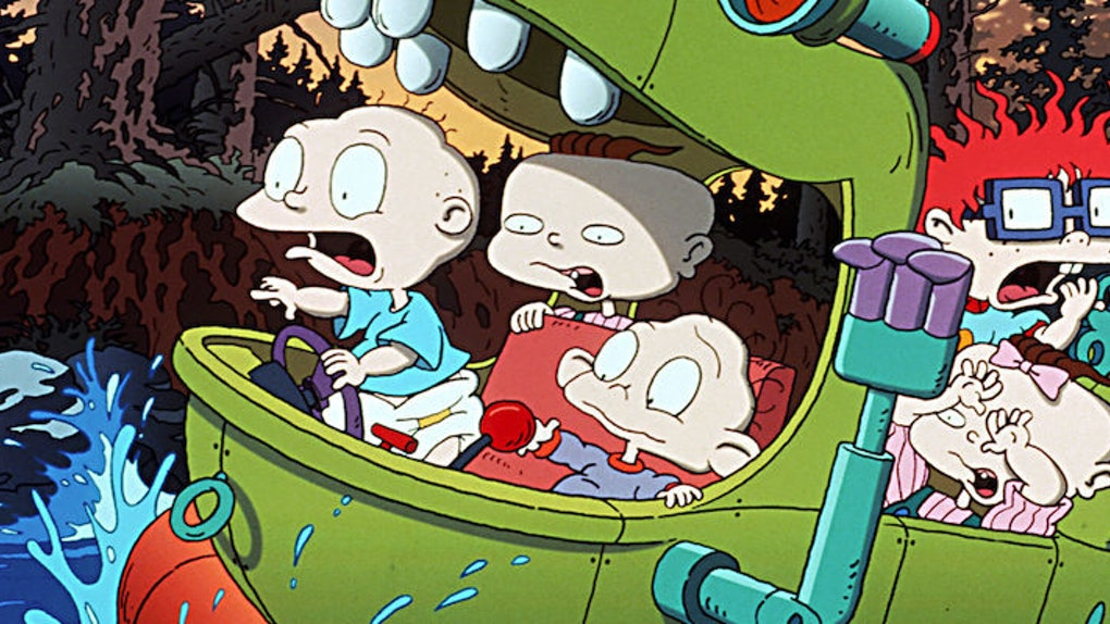 Generation Learned From Rugrats