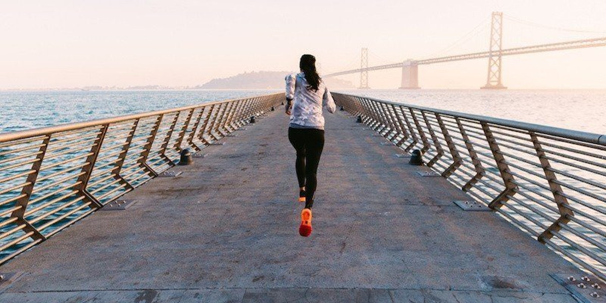 This Is How Little You Have To Run Each Week To Reap The Benefits