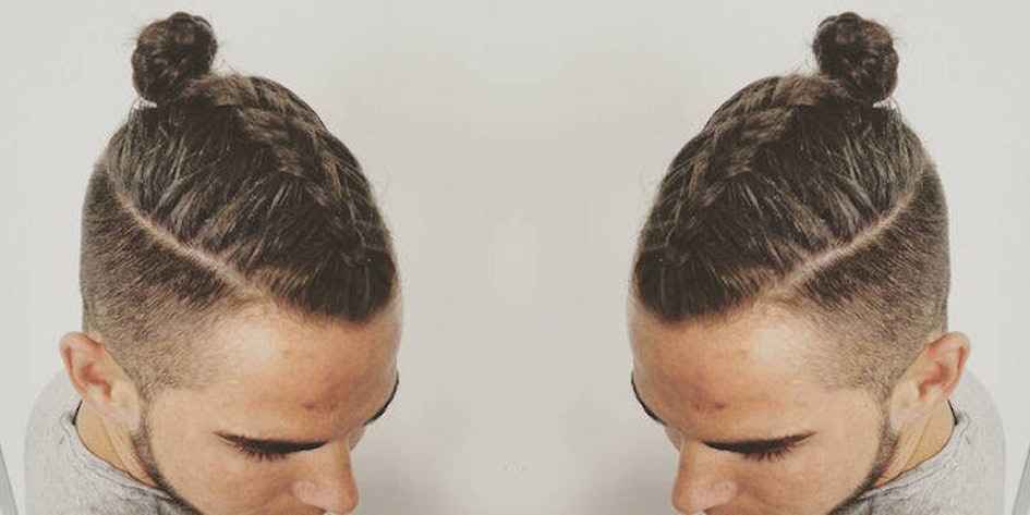Manbraid Is The New Man Bun Men Are Now French Braiding
