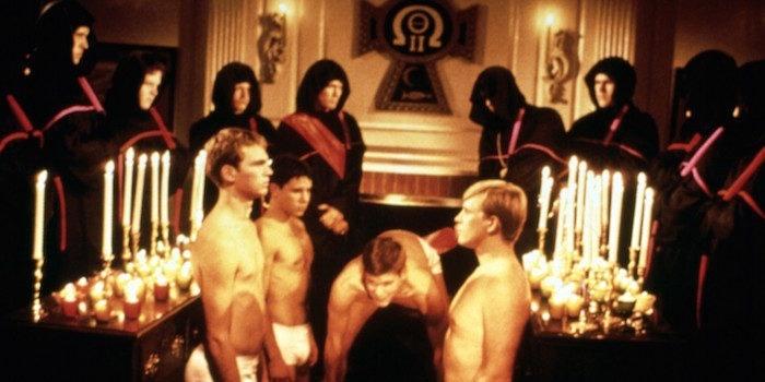 Fraternity Hazing Sex