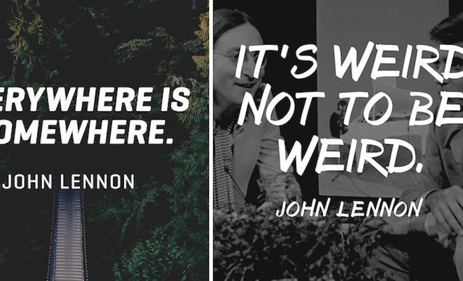 10 timeless john lennon quotes that put everything into perspective photos
