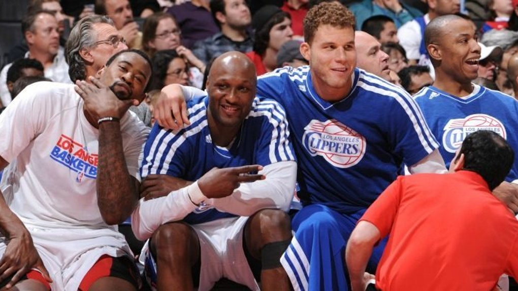 Kobe Bryant Reportedly Left A Lakers Game To Be At Lamar Odom s Bedside ec43f3766