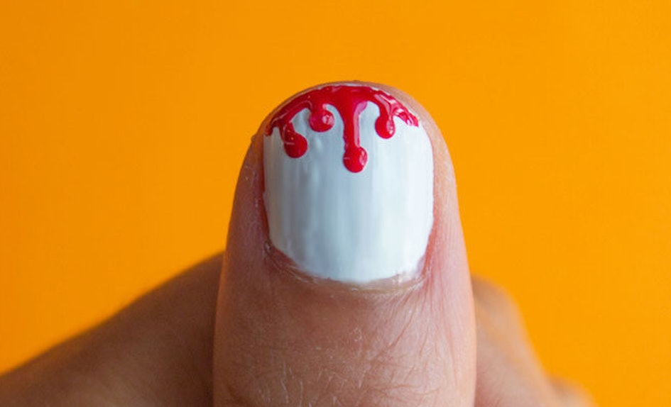 6 Easy Halloween Nail Art Designs That Dont Require Special Skills