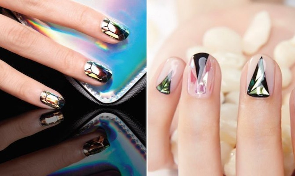 Amazing \'Glass\' Nail-Art Technique Is The Latest Trend You Need To ...