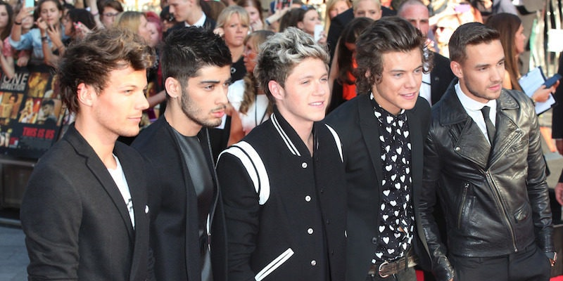 Niall Horan talks (not) online dating, and reveals which 1D member's solo music he prefers