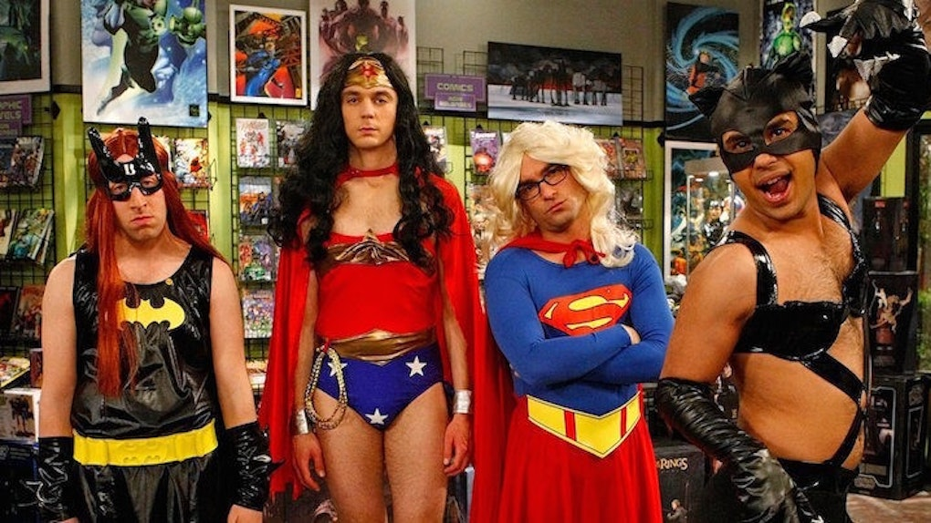 Halloween Group Costumes.6 Group Costumes To Avoid This Halloween And 5 Alternatives