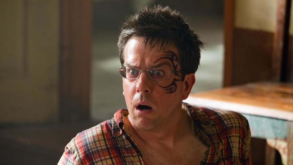 1e9522d20d4c5 Drunk Guy Gets Sunglasses Permanently Tattooed On His Face (Photo)