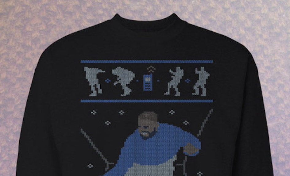It\'ll Only Cost You $25 To Have This \'Hotline Bling\' Holiday Sweater ...