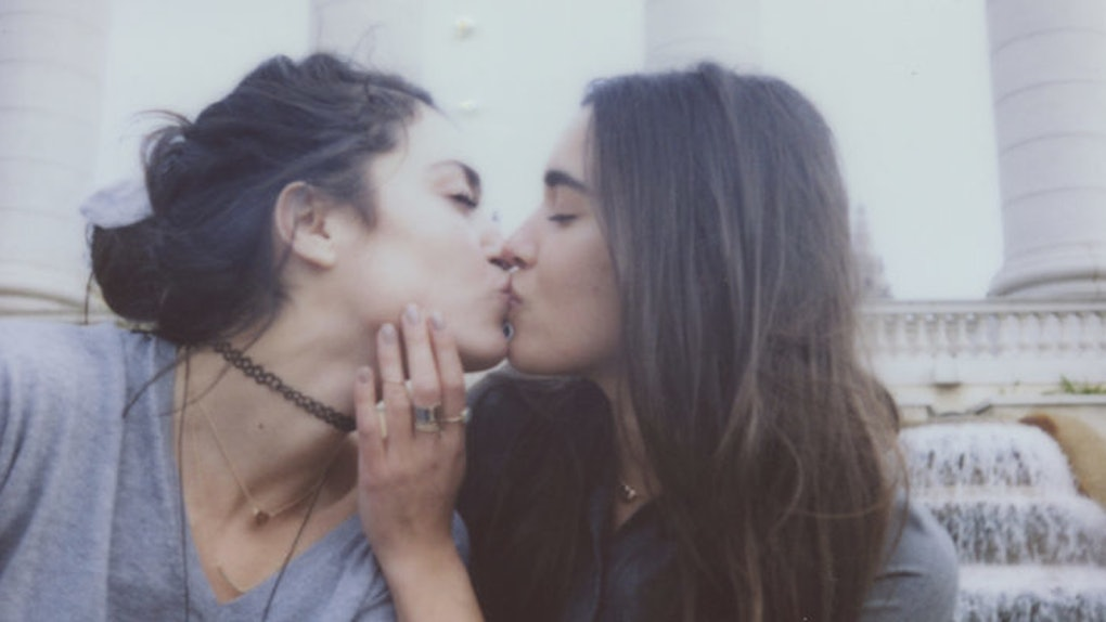 Lesbian Stud Stud Action