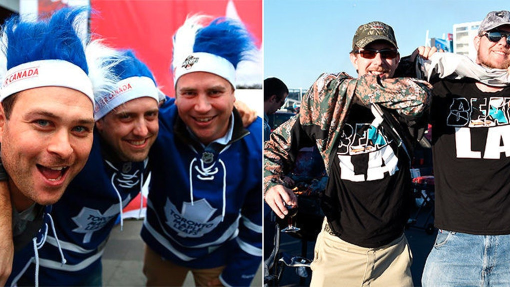 9f7f12861aac95 Why Tailgating Is More Than Just A Party To Hockey Fans