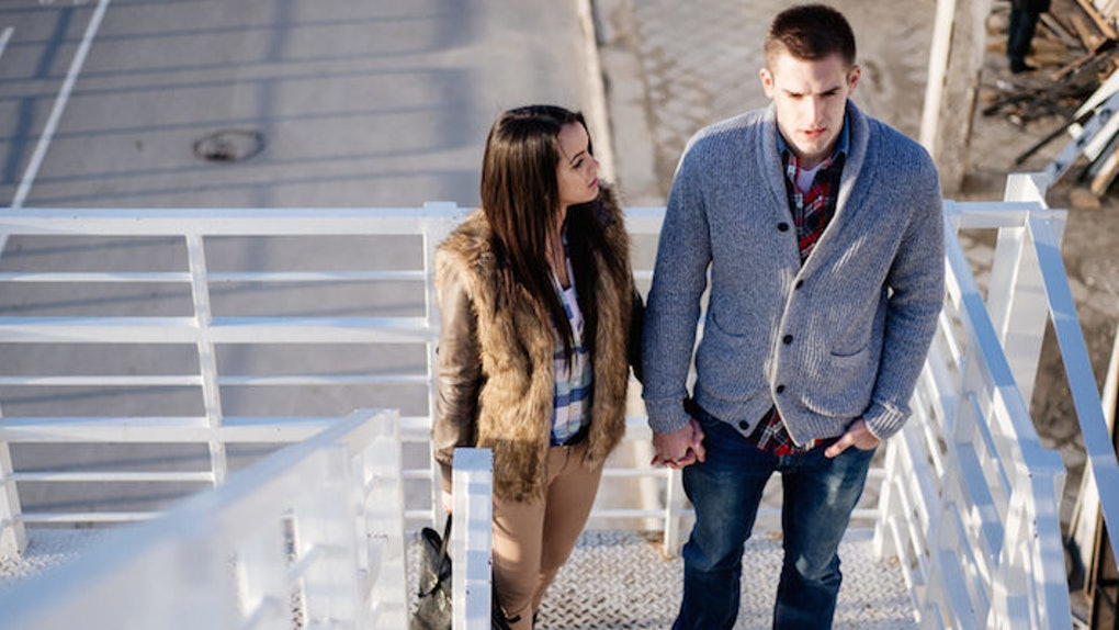 8 Painful Signs That Could Mean You're In A One-Sided Relationship