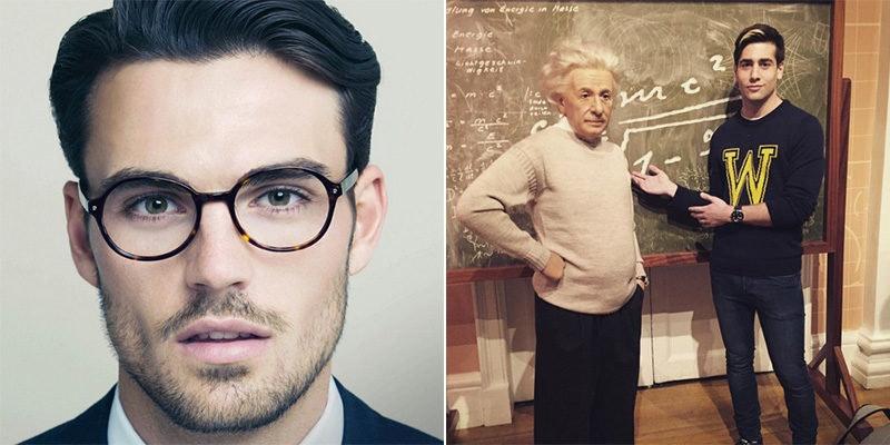 Sexy nerdy guys