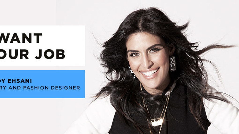 I Want Your Job Melody Ehsani Jewelry And Fashion Designer