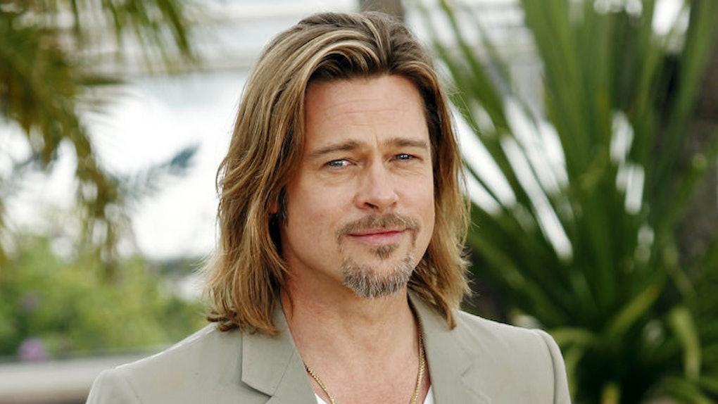 15 Beautiful Photos Of Brad Pitt That Will Make You Feel -3303