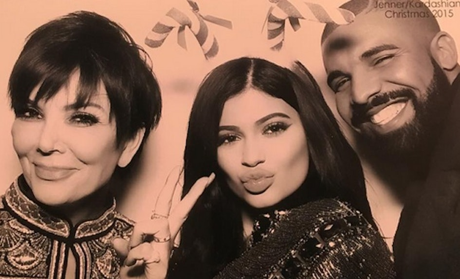 The Kardashians Threw An Epic Christmas Party And You Weren\'t Invited