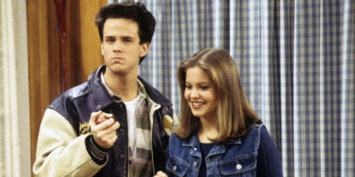 Full house the dating game summary