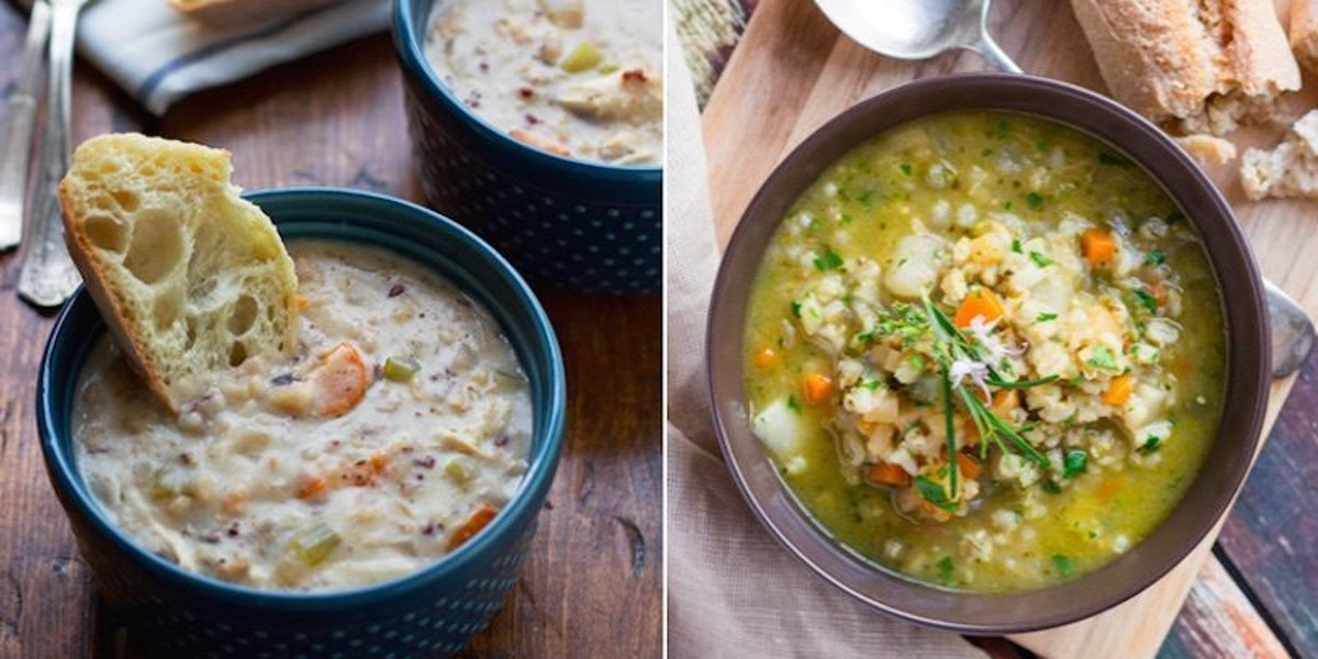 27 Insanely Delicious Soups That Will Keep You Cozy All Winter Long