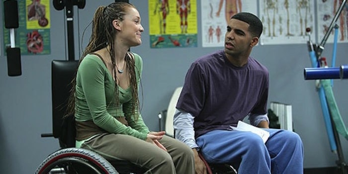 The hook up degrassi