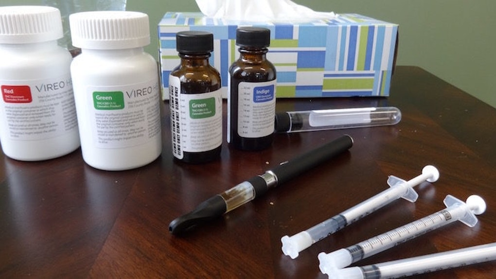 I Went To A NY Medical Cannabis Dispensary, And I Couldn't