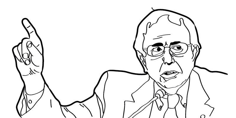 We Made A 6Page Bernie Sanders Coloring Book For You Youre Welcome