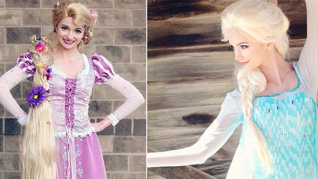 This Woman Spends An Insane Amount Of Money To Dress Like Disney