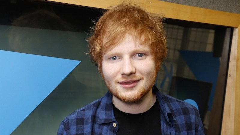 What wake me up by ed sheeran about dating