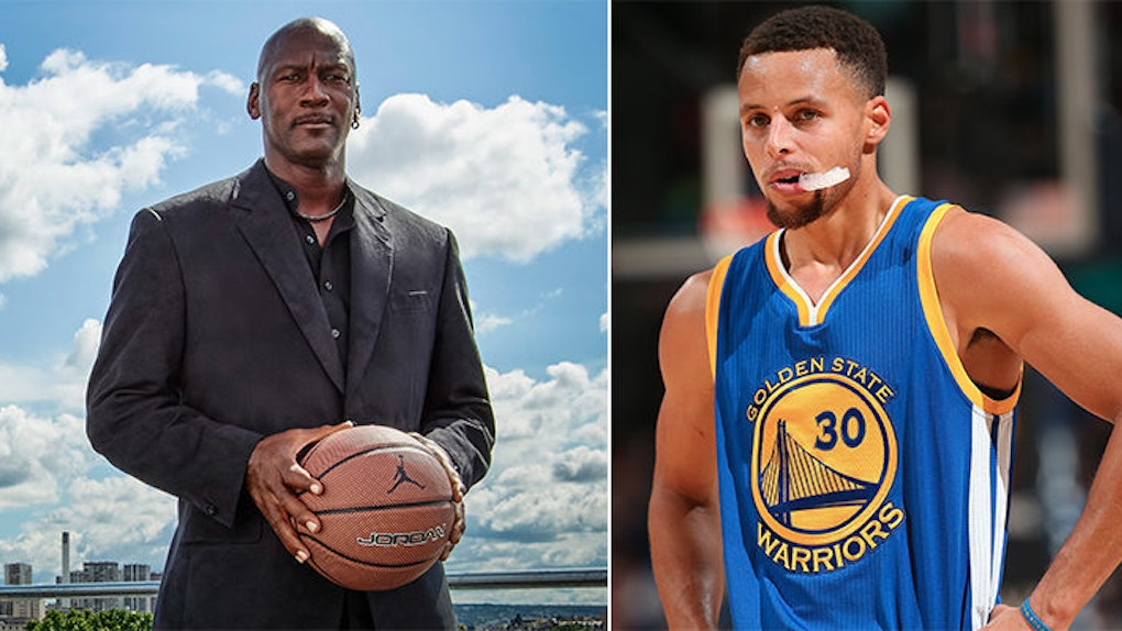 233f531f477 Stop Disrespecting Michael Jordan By Comparing Him To Stephen Curry