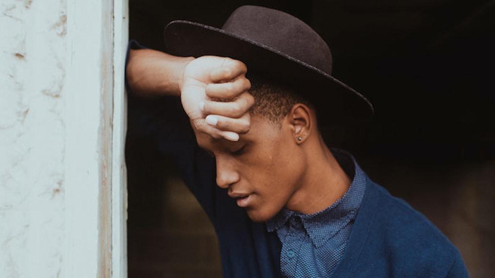 Signs of an emotionally broken man