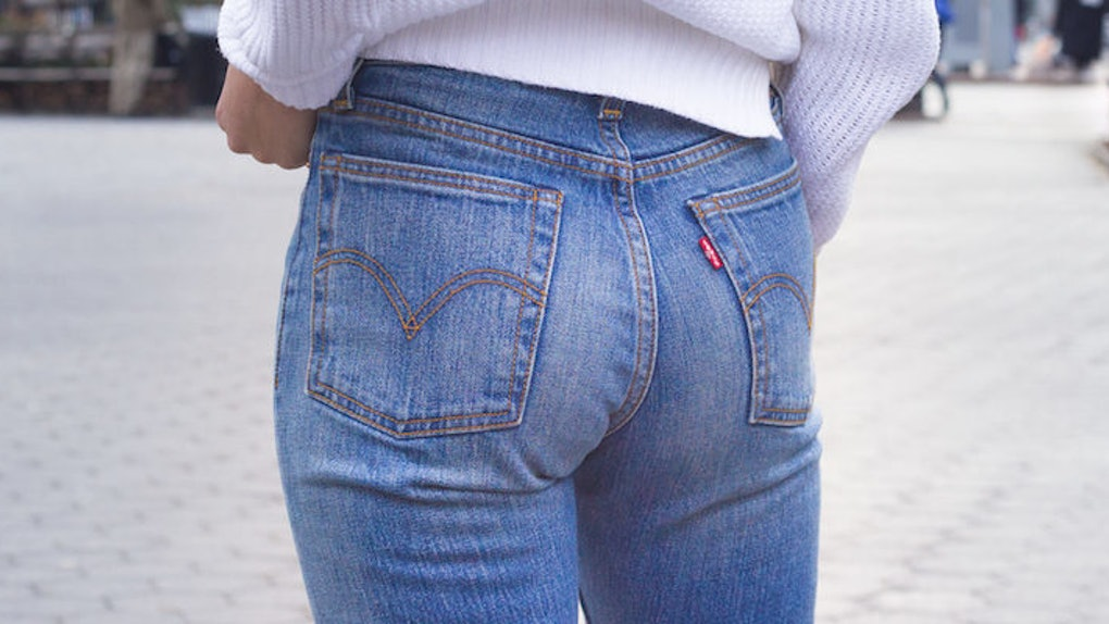44e724524ce 8 Revelations I Had While Wearing Kylie Jenner s Wedgie Jeans