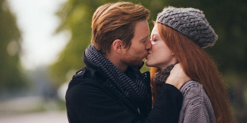 Redhead mature enjoys sex with boyfriend