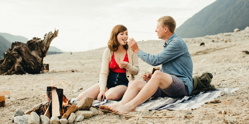 How to have more confidence when dating turns serious