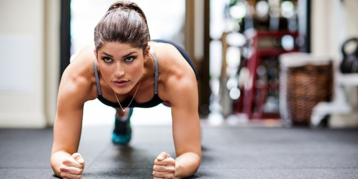 The Foolproof Work-Out Plan For Getting Super Toned Arms In Just A Month