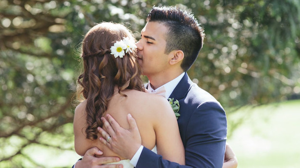 18 Grooms Admit Their First Thought When The Bride Walked