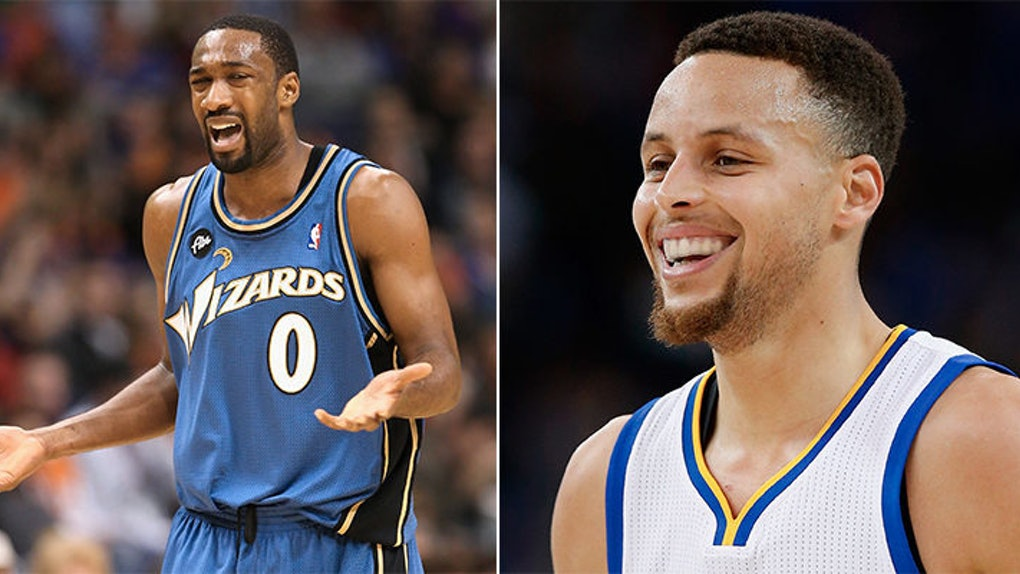 Gilbert Arenas Thinks He Found The Key To Beating The Warriors 737b0487b