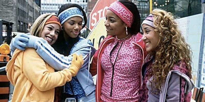 Cheetah girls now Nude Photos 9