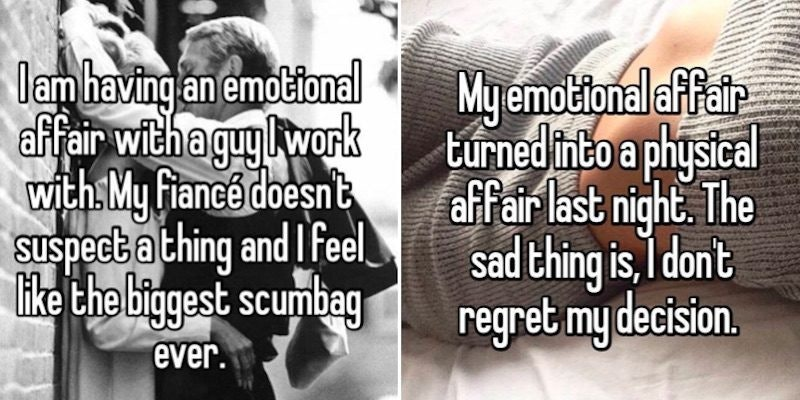 How long do emotional affairs last