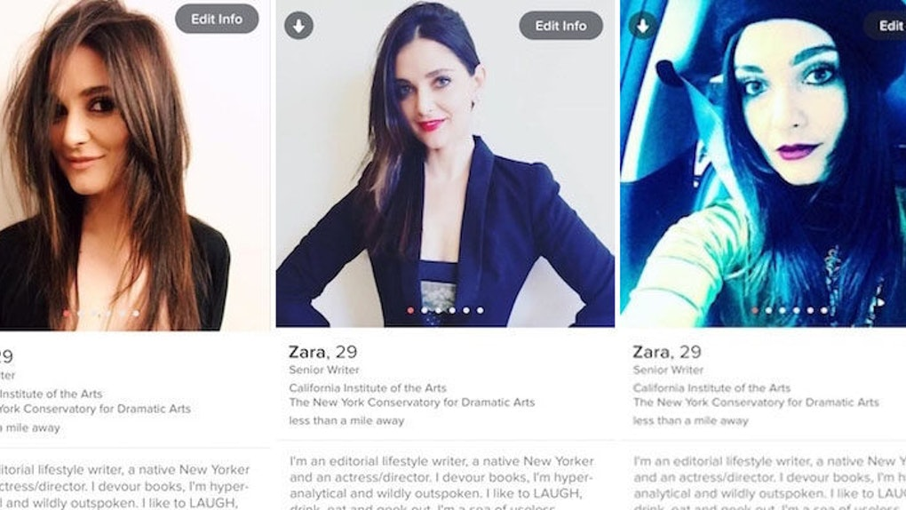 I Tried 3 Different Lipstick Colors On Tinder And This Is How Guys Responded