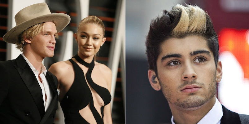 Zayn malik gigi hadid dating joe