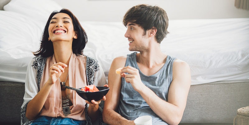 Guy dating doesnt invite to house