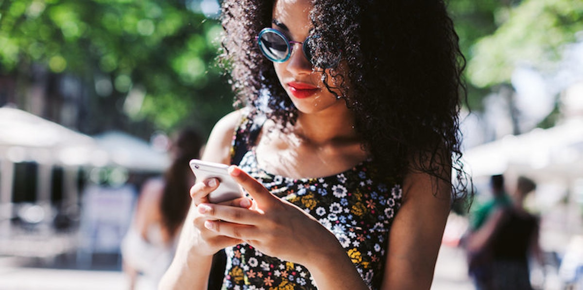 Matchmaker Maria Avgitidis recommends not calling your crush if they ignore your text — instead, wait it out.