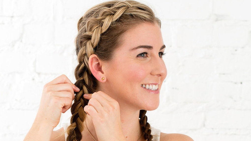 3 Ways To Wear Your Favorite Festival Braided Hairstyles To