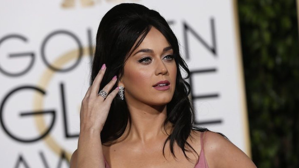Katy Perry's 4 Best Beauty Tips