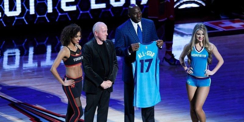 Michael Jordan Just Threatened To Move
