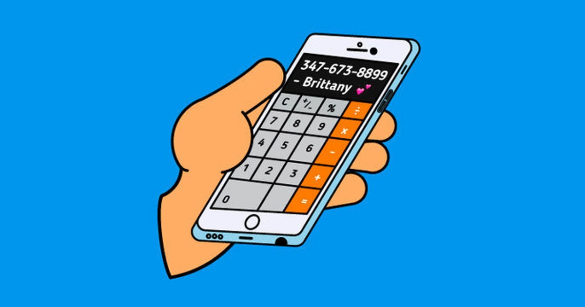 This Is How To Get Any Girl's Phone Number Using Just A Calculator