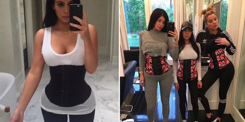 4577a5ca56e48 Waist Trainer 101  The History of Women Squishing Our Organs for Beauty