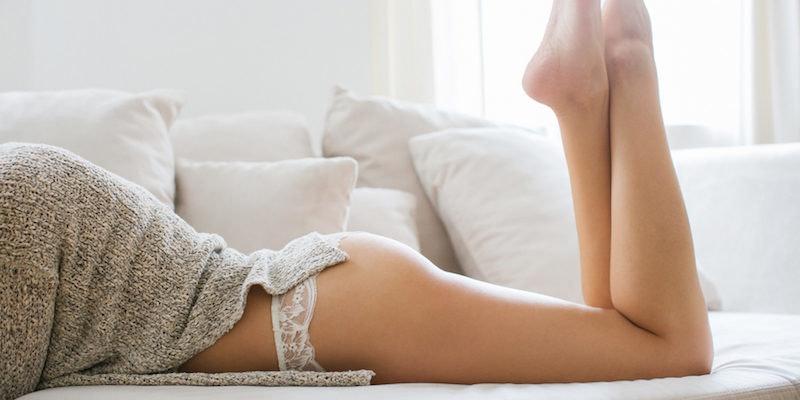 out panties passed Sleeping