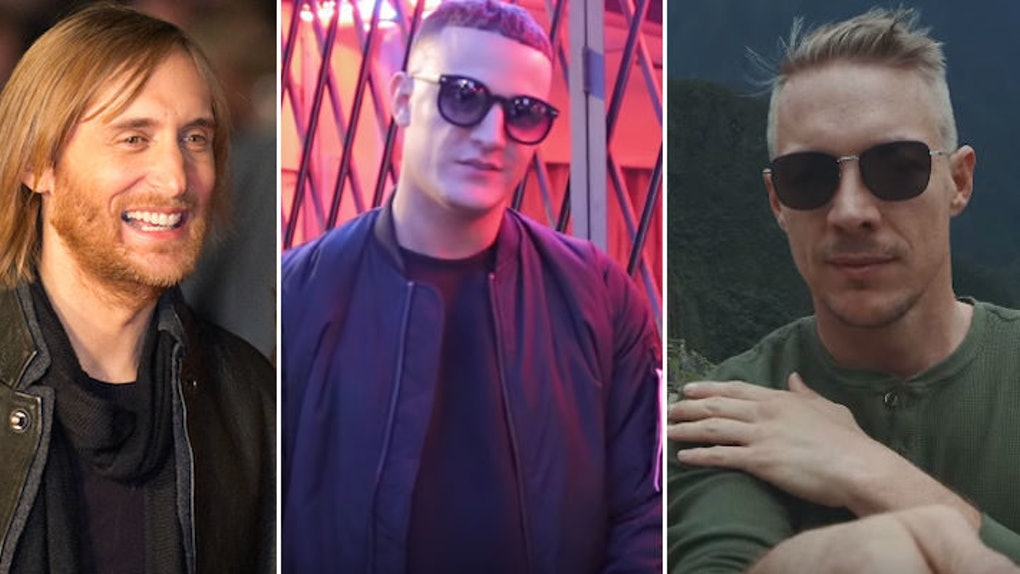 Diplo And DJ Snake Just Accused David Guetta Of Copying Their Song